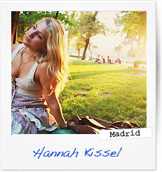 Hannah Kissel, Madrid