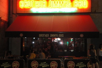 Brother Jimmy's BBQ (Union Square) - Sports Bar | Barbeque Restaurant in New York.