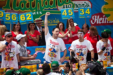 Nathan's Famous Hot Dog-Eating Contest - Special Event in New York.