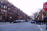 Newbury Street - Outdoor Activity | Shopping Area in Boston
