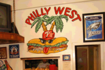 Philly West Bar & Grill - Dive Bar | Restaurant in Los Angeles.