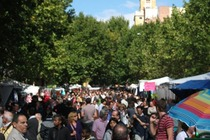 El Rastro - Flea Market | Outdoor Activity | Shopping Area in Madrid.
