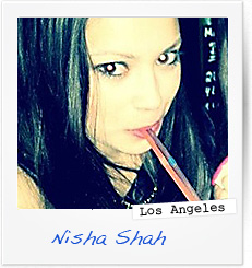 Nisha Shah, Los Angeles