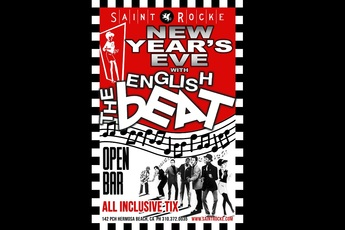 New Year's Eve with the English Beat Party / Concert ...