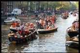 Queen's Day - Festival | Music Festival | Parade | Party | Street Fair in Amsterdam.
