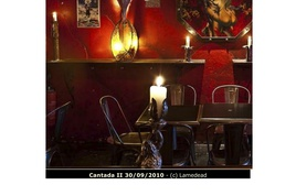 Cantada II - Bar in Paris.