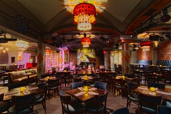 Rockwell Table & Stage - Bar | Live Music Venue | Restaurant in Los Angeles.