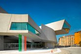 MAXXI – National Museum of the 21st Century Arts - Museum in Rome.