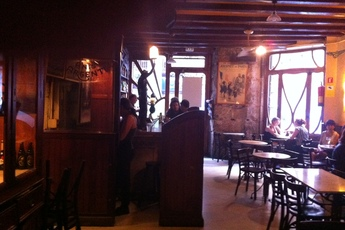 Casa Almirall - Historic Bar in Barcelona.