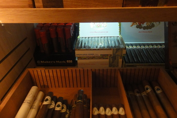 Shelly's Back Room - Cigar Bar | Restaurant in Washington, DC.