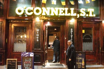 O'Connell St. - Irish Pub | Sports Bar in Madrid.