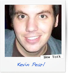 Kevin Pearl, New York