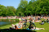 Vondelpark - Culture | Outdoor Activity | Park in Amsterdam