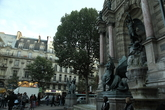 Blvd. Saint-Michel and Environs - Nightlife Area | Shopping Area | Square in Paris
