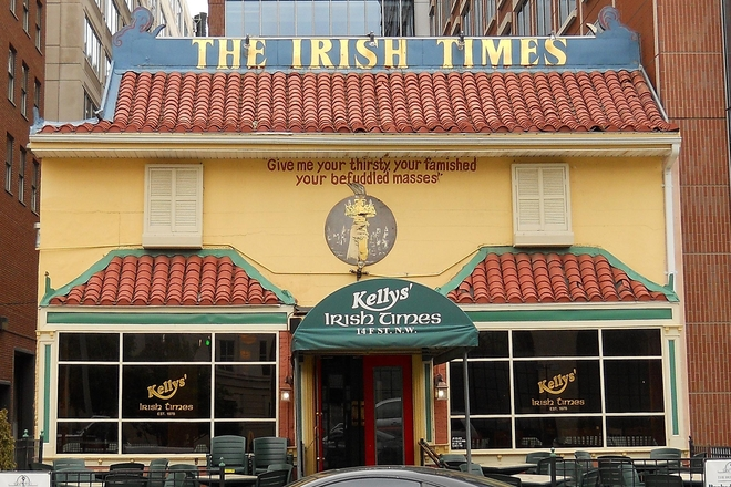 Photo of Kelly's Irish Times