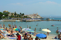 Plage du Ponteil - Beach | Outdoor Activity in French Riviera.