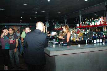 (le) poisson rouge - Art Gallery | Bar | Club | Live Music Venue in New York.