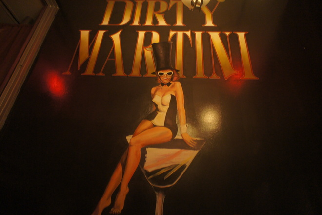 Photo of Dirty Martini