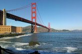 Golden Gate Bridge Treasure Hunt - Scavenger Hunt in San Francisco.
