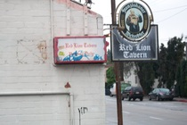 Red Lion Tavern - Bar | Beer Garden | German Restaurant | Tavern in Los Angeles.