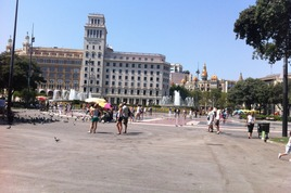 Plaça Catalunya - Outdoor Activity | Plaza | Square in Barcelona.