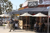 Lulu's Cafe - Café | Restaurant in Los Angeles.