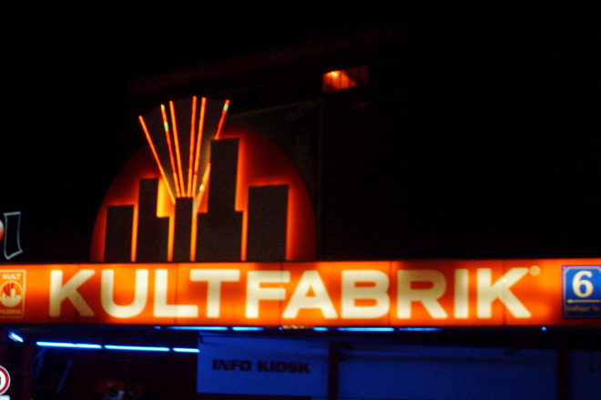Photo of Kultfabrik and Optimolwerke
