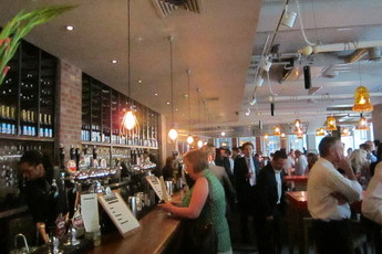 The Anthologist - Bar | Club | Restaurant in London.