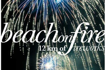 Beach on Fire - Special Event | Show in Venice.