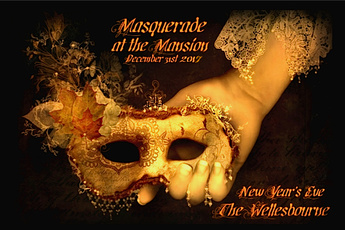 Masquerade at the Mansion: New Year's Eve 2018 at The Wellesbourne - Special Event | Party in Los Angeles.