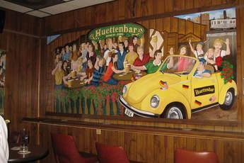 Hüettenbar - Bar in Chicago.