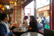 Chez Hanna - Middle Eastern Restaurant in Paris.