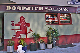 Dogpatch Saloon - Bar in San Francisco.