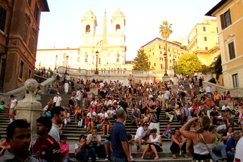 Piazza di Spagna - Landmark | Shopping Area | Square in Rome.