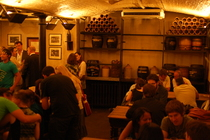 Ye Olde Cheshire Cheese - Historic Bar | Pub in London.