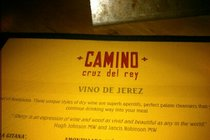 Camino - Spanish Restaurant | Tapas Bar in London.