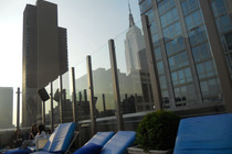 Gansevoort Park Avenue Rooftop - Hotel Bar | Rooftop Bar | Rooftop Lounge in New York.