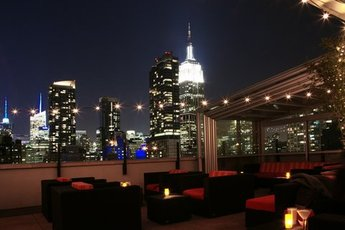 Rare Bar & Grill (Chelsea) - Hotel Bar | Restaurant | Rooftop Bar in New York.