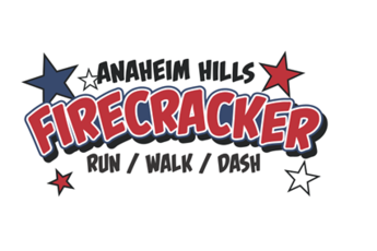 Anaheim Hills Firecracker Run/Walk/Dash - Running in Los Angeles.