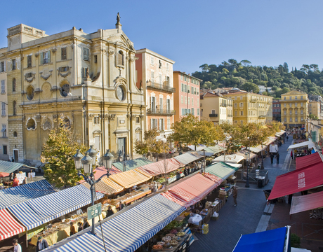 Nice, French Riviera.