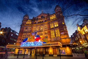 pretty nice a9a68 238cd Palace Theatre, Covent Garden   Soho, London   Party Earth