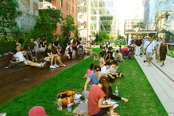 The High Line - Outdoor Activity | Park in New York.