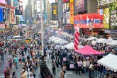 Taste of Times Square - Food Festival | Music Festival in New York.