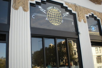 Orbit Room Cafe - Bar | Café | Lounge in San Francisco.