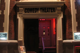 International Comedy at Comedy Theater in de Nes - Stand-Up Comedy in Amsterdam.