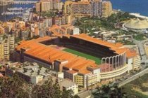 Stade Louis II - Stadium in French Riviera.