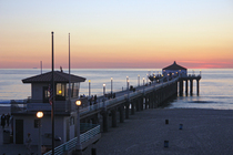 Manhattan Beach - Beach in Los Angeles.