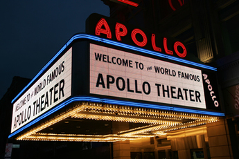 Apollo Theater - Live Music Venue | Theater in New York.
