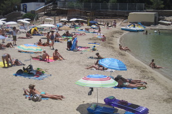 Cala Gracio / Gracioneta - Beach | Outdoor Activity in Ibiza.
