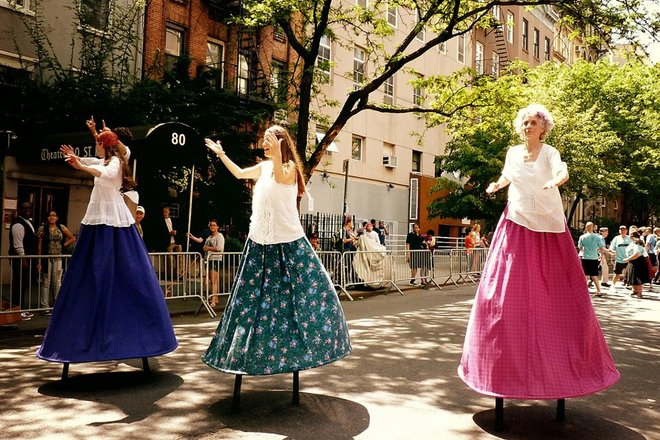 Photo of 7th Annual New York Dance Parade